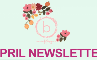 April Newsletter 2018