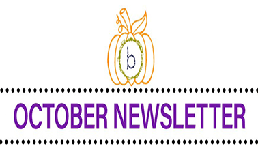 October Newsletter 2019